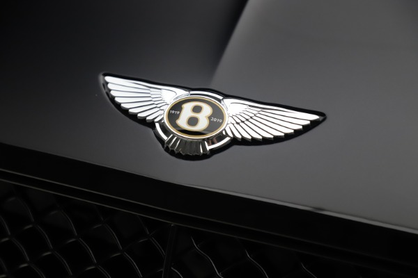 New 2020 Bentley Continental GTC V8 for sale $271,550 at Maserati of Greenwich in Greenwich CT 06830 20