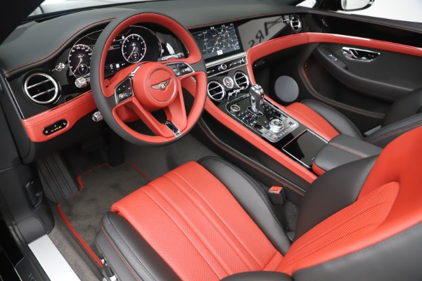 New 2020 Bentley Continental GTC V8 for sale $271,550 at Maserati of Greenwich in Greenwich CT 06830 24