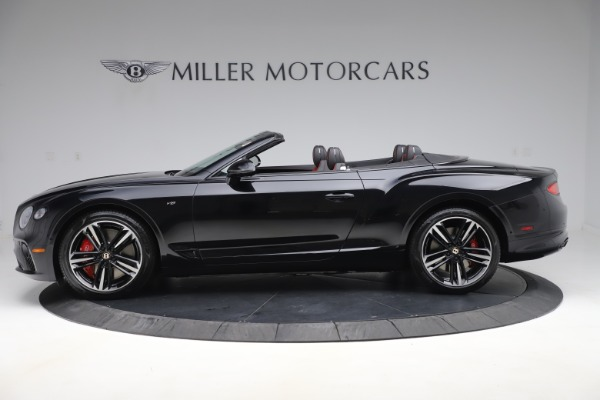 New 2020 Bentley Continental GTC V8 for sale $271,550 at Maserati of Greenwich in Greenwich CT 06830 3