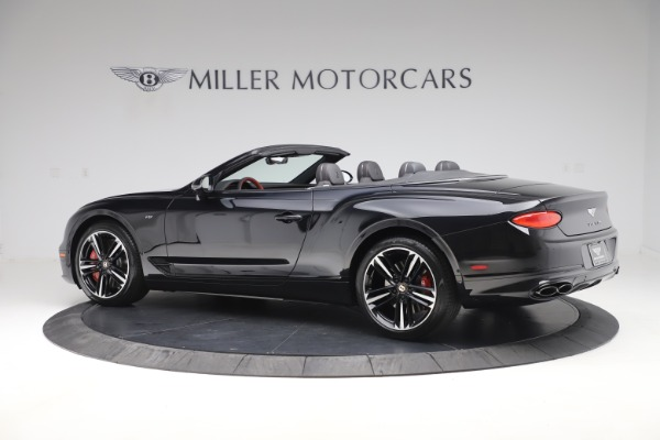 New 2020 Bentley Continental GTC V8 for sale $271,550 at Maserati of Greenwich in Greenwich CT 06830 4