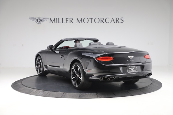 New 2020 Bentley Continental GTC V8 for sale $271,550 at Maserati of Greenwich in Greenwich CT 06830 5