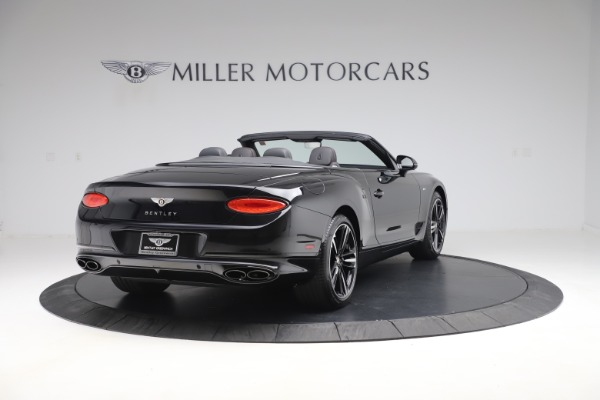 New 2020 Bentley Continental GTC V8 for sale $271,550 at Maserati of Greenwich in Greenwich CT 06830 7