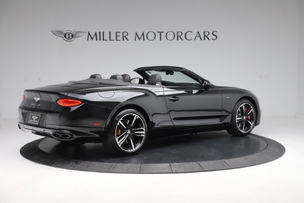 New 2020 Bentley Continental GTC V8 for sale $271,550 at Maserati of Greenwich in Greenwich CT 06830 8