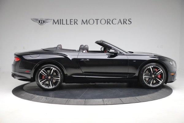 New 2020 Bentley Continental GTC V8 for sale $271,550 at Maserati of Greenwich in Greenwich CT 06830 9