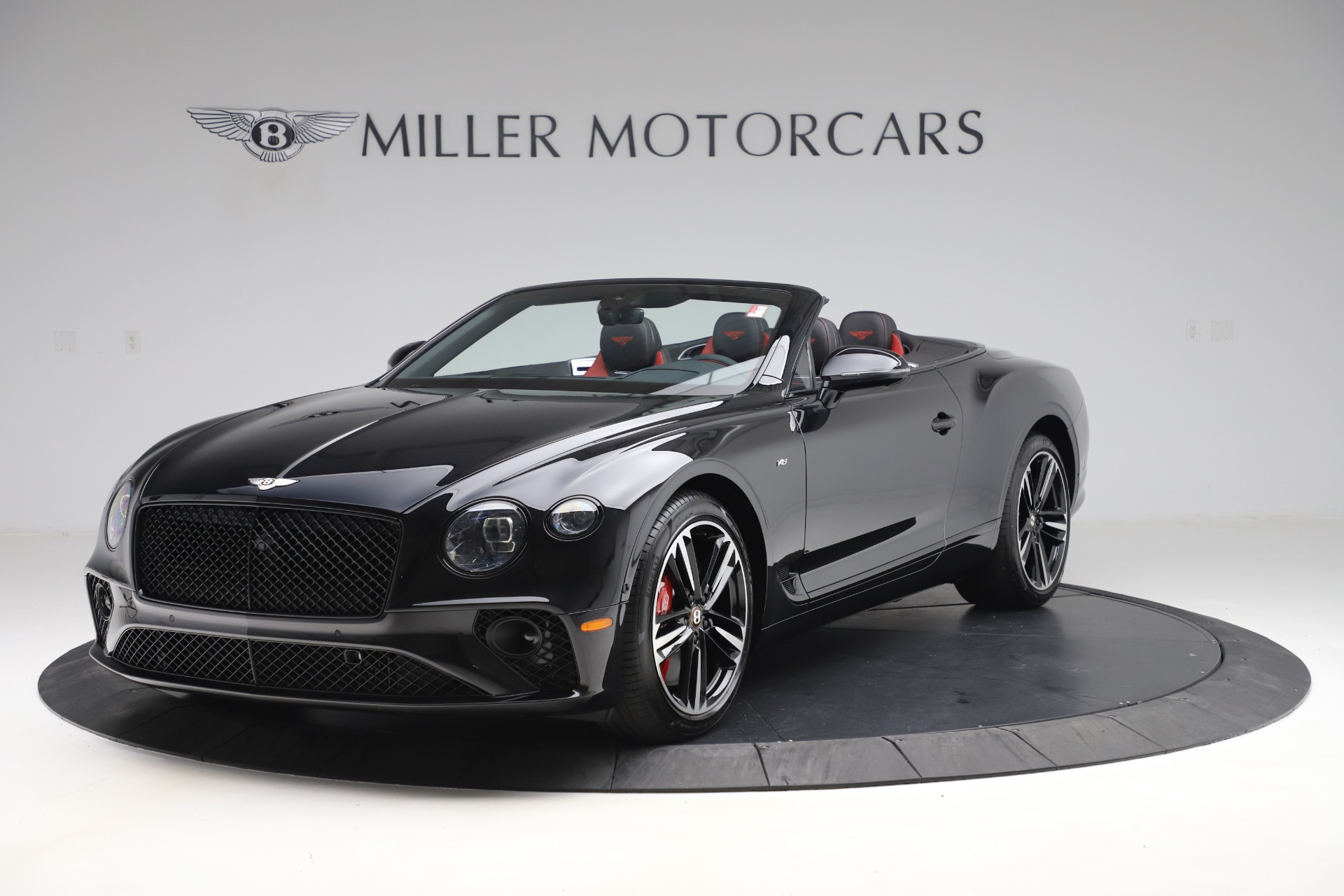 New 2020 Bentley Continental GTC V8 for sale $271,550 at Maserati of Greenwich in Greenwich CT 06830 1