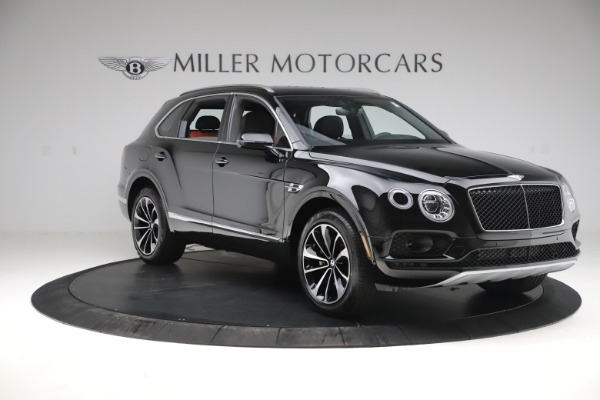 New 2020 Bentley Bentayga V8 for sale $195,265 at Maserati of Greenwich in Greenwich CT 06830 11