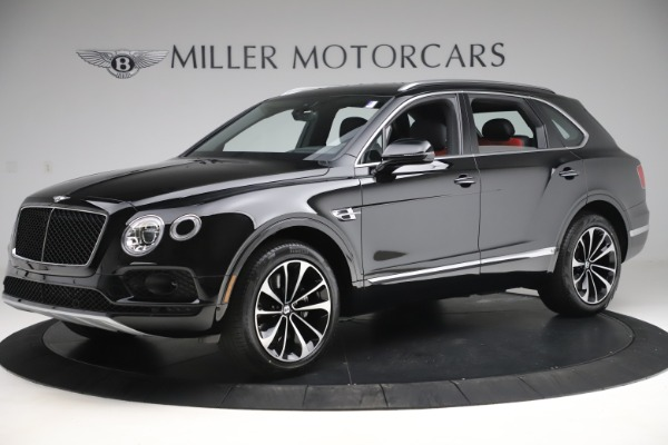 New 2020 Bentley Bentayga V8 for sale $195,265 at Maserati of Greenwich in Greenwich CT 06830 2