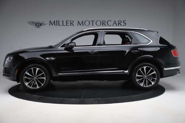New 2020 Bentley Bentayga V8 for sale $195,265 at Maserati of Greenwich in Greenwich CT 06830 3