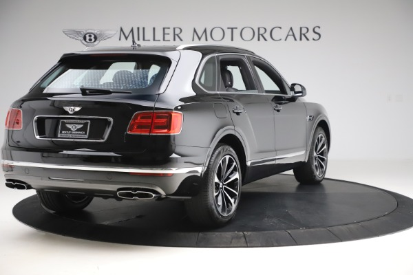 New 2020 Bentley Bentayga V8 for sale $195,265 at Maserati of Greenwich in Greenwich CT 06830 7