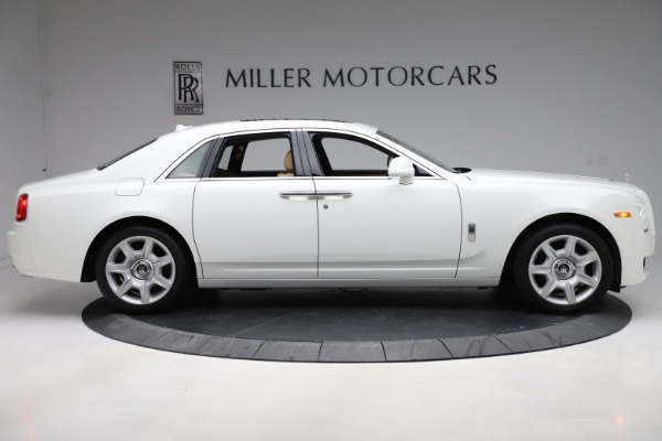 Used 2015 Rolls-Royce Ghost for sale $166,900 at Maserati of Greenwich in Greenwich CT 06830 10