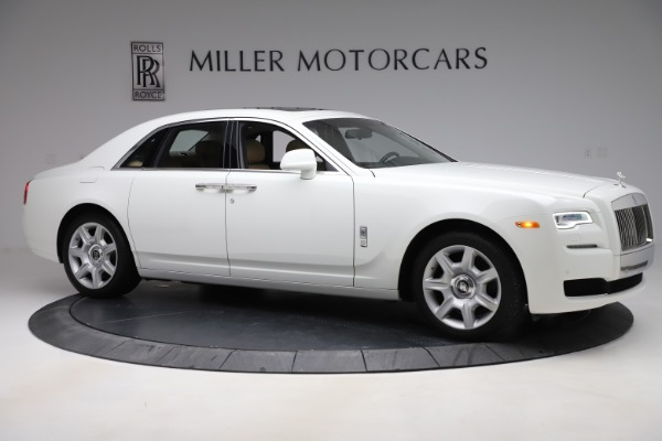 Used 2015 Rolls-Royce Ghost for sale $166,900 at Maserati of Greenwich in Greenwich CT 06830 11