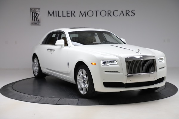Used 2015 Rolls-Royce Ghost for sale $166,900 at Maserati of Greenwich in Greenwich CT 06830 12
