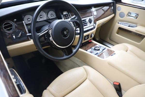 Used 2015 Rolls-Royce Ghost for sale $166,900 at Maserati of Greenwich in Greenwich CT 06830 16
