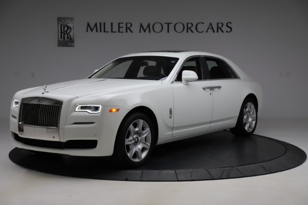 Used 2015 Rolls-Royce Ghost for sale $166,900 at Maserati of Greenwich in Greenwich CT 06830 3