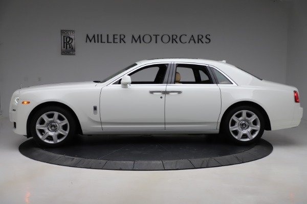 Used 2015 Rolls-Royce Ghost for sale $166,900 at Maserati of Greenwich in Greenwich CT 06830 4