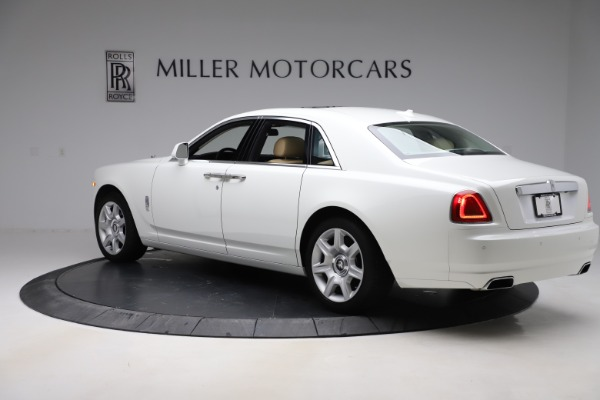 Used 2015 Rolls-Royce Ghost for sale $166,900 at Maserati of Greenwich in Greenwich CT 06830 5