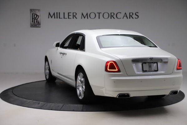 Used 2015 Rolls-Royce Ghost for sale $166,900 at Maserati of Greenwich in Greenwich CT 06830 6