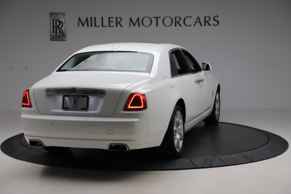 Used 2015 Rolls-Royce Ghost for sale $166,900 at Maserati of Greenwich in Greenwich CT 06830 8