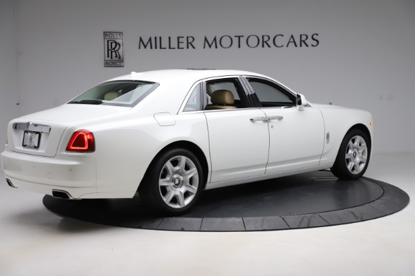 Used 2015 Rolls-Royce Ghost for sale $166,900 at Maserati of Greenwich in Greenwich CT 06830 9