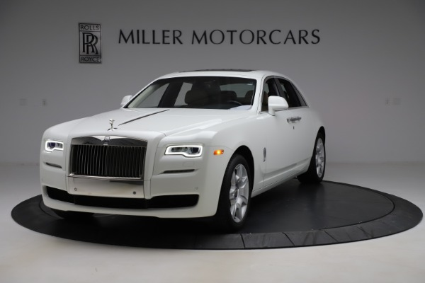 Used 2015 Rolls-Royce Ghost for sale $166,900 at Maserati of Greenwich in Greenwich CT 06830 1