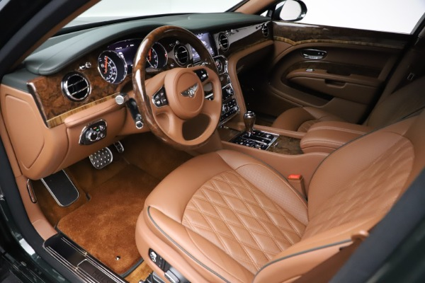 New 2020 Bentley Mulsanne for sale Sold at Maserati of Greenwich in Greenwich CT 06830 18