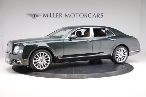 New 2020 Bentley Mulsanne for sale Sold at Maserati of Greenwich in Greenwich CT 06830 2