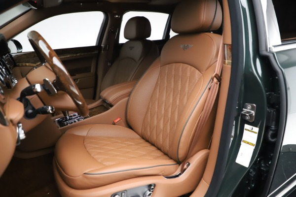 New 2020 Bentley Mulsanne for sale Sold at Maserati of Greenwich in Greenwich CT 06830 20
