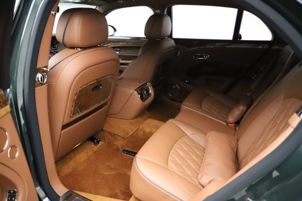 New 2020 Bentley Mulsanne for sale Sold at Maserati of Greenwich in Greenwich CT 06830 22