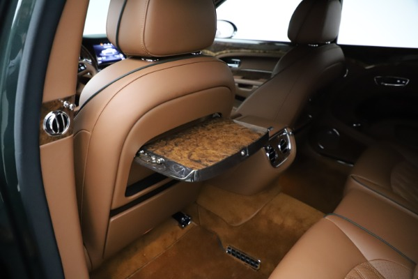 New 2020 Bentley Mulsanne for sale Sold at Maserati of Greenwich in Greenwich CT 06830 24