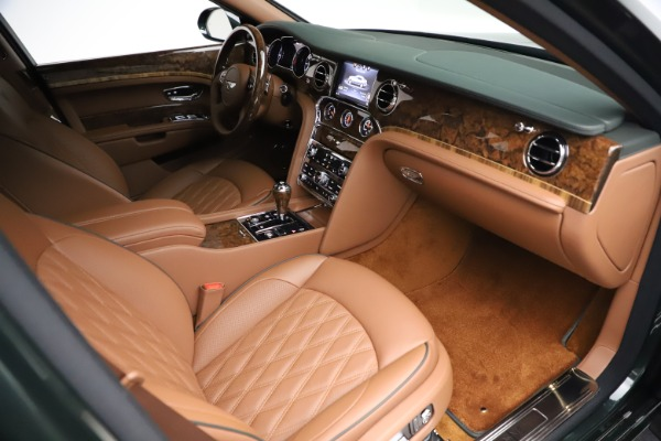 New 2020 Bentley Mulsanne for sale Sold at Maserati of Greenwich in Greenwich CT 06830 27