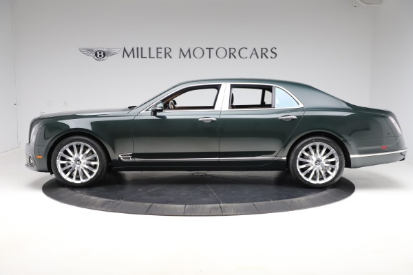 New 2020 Bentley Mulsanne for sale Sold at Maserati of Greenwich in Greenwich CT 06830 3