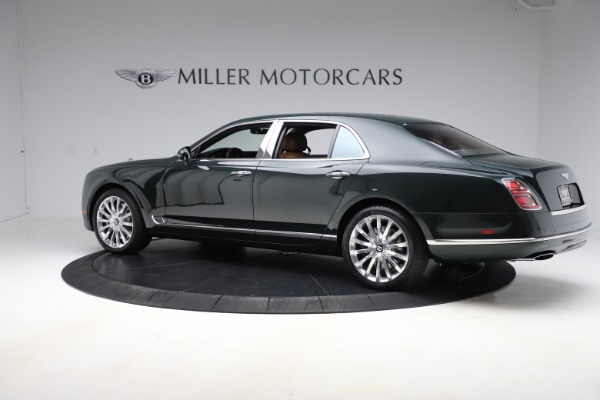 New 2020 Bentley Mulsanne for sale Sold at Maserati of Greenwich in Greenwich CT 06830 4