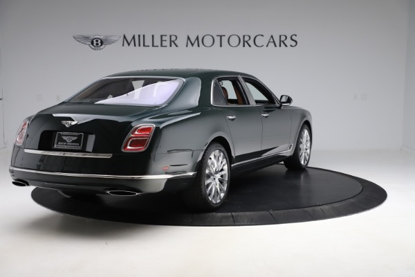 New 2020 Bentley Mulsanne for sale Sold at Maserati of Greenwich in Greenwich CT 06830 7