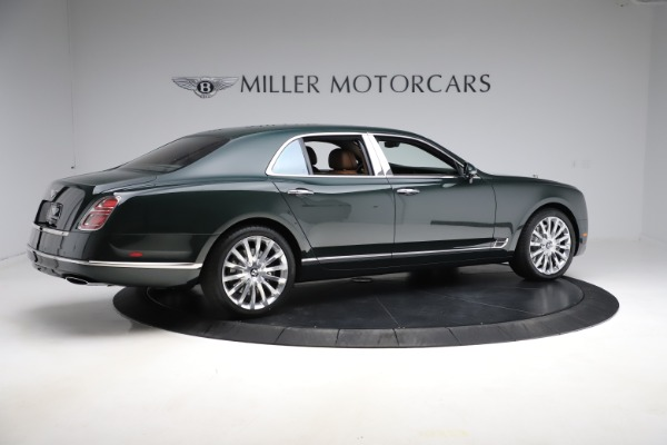 New 2020 Bentley Mulsanne for sale Sold at Maserati of Greenwich in Greenwich CT 06830 8