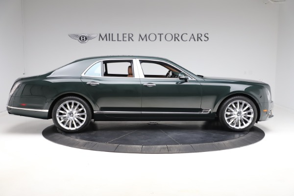 New 2020 Bentley Mulsanne for sale Sold at Maserati of Greenwich in Greenwich CT 06830 9