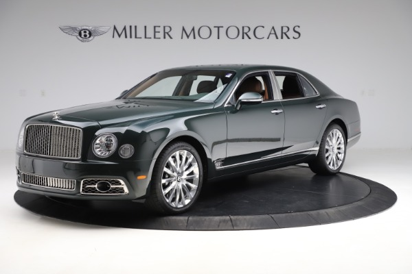 New 2020 Bentley Mulsanne for sale Sold at Maserati of Greenwich in Greenwich CT 06830 1