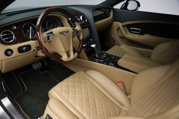Used 2017 Bentley Continental GT V8 S for sale $134,900 at Maserati of Greenwich in Greenwich CT 06830 17