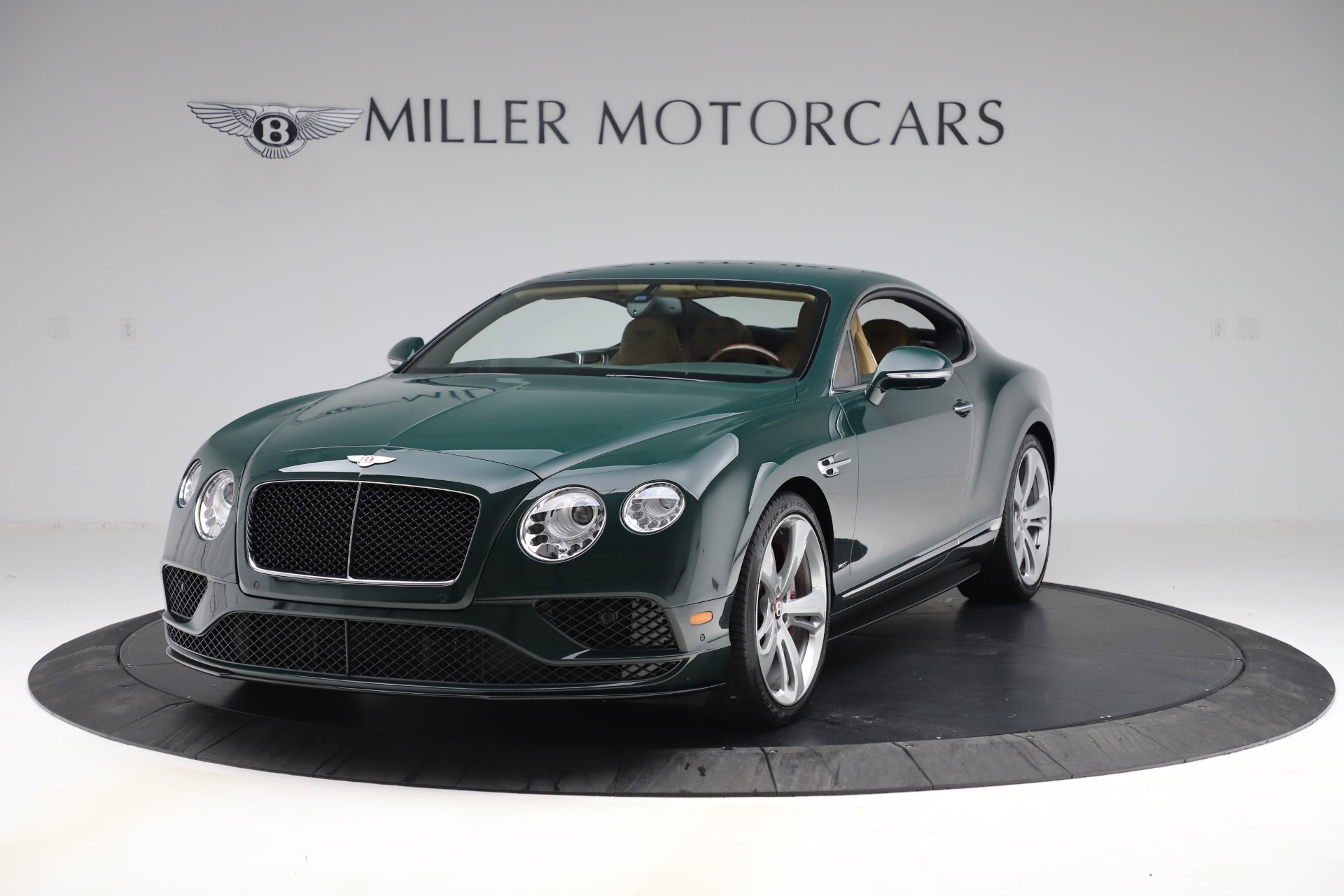Used 2017 Bentley Continental GT V8 S for sale $134,900 at Maserati of Greenwich in Greenwich CT 06830 1