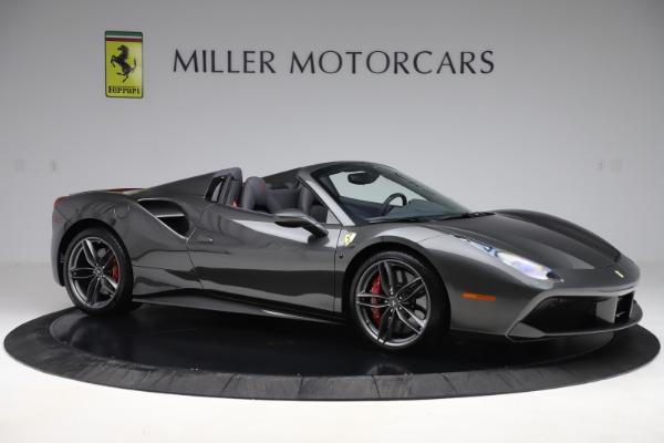 Used 2018 Ferrari 488 Spider for sale $283,900 at Maserati of Greenwich in Greenwich CT 06830 10