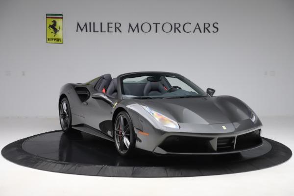 Used 2018 Ferrari 488 Spider for sale $283,900 at Maserati of Greenwich in Greenwich CT 06830 11