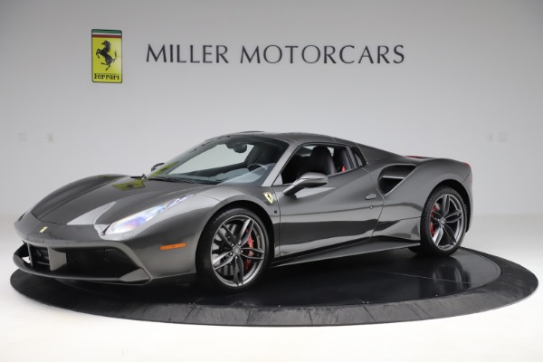 Used 2018 Ferrari 488 Spider for sale $283,900 at Maserati of Greenwich in Greenwich CT 06830 13