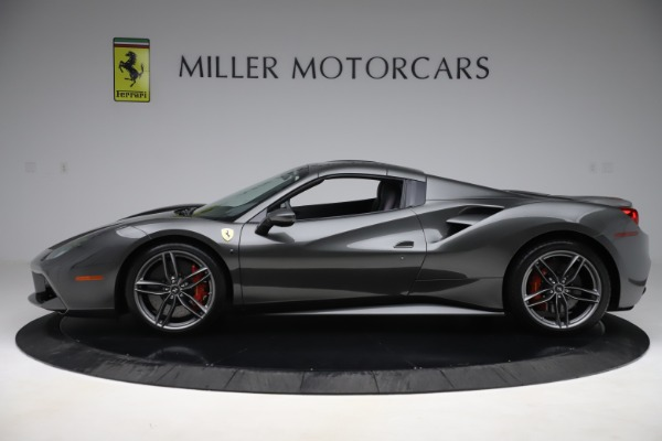 Used 2018 Ferrari 488 Spider for sale $283,900 at Maserati of Greenwich in Greenwich CT 06830 14