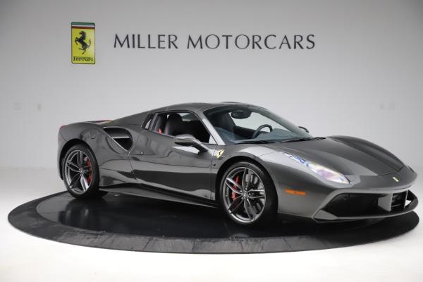 Used 2018 Ferrari 488 Spider for sale $283,900 at Maserati of Greenwich in Greenwich CT 06830 17