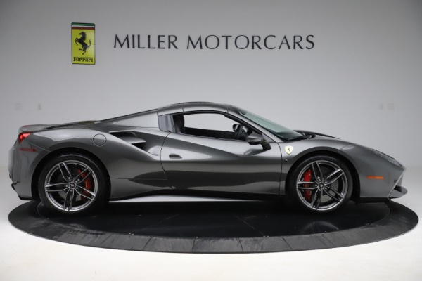Used 2018 Ferrari 488 Spider for sale $283,900 at Maserati of Greenwich in Greenwich CT 06830 18