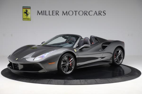 Used 2018 Ferrari 488 Spider for sale $283,900 at Maserati of Greenwich in Greenwich CT 06830 2