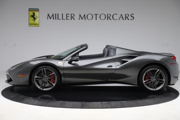 Used 2018 Ferrari 488 Spider for sale $283,900 at Maserati of Greenwich in Greenwich CT 06830 3