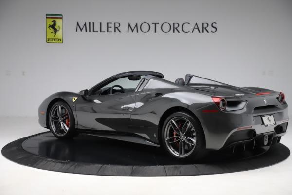 Used 2018 Ferrari 488 Spider for sale $283,900 at Maserati of Greenwich in Greenwich CT 06830 4