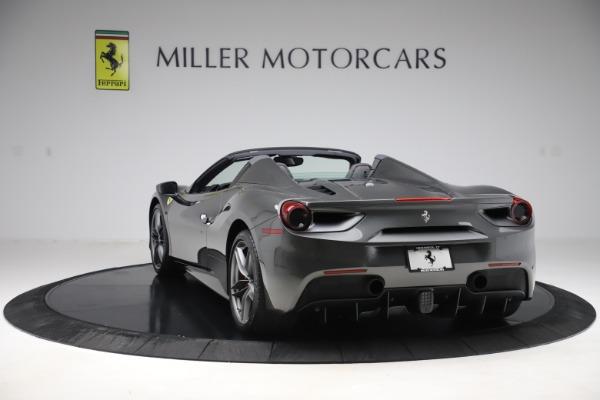 Used 2018 Ferrari 488 Spider for sale $283,900 at Maserati of Greenwich in Greenwich CT 06830 5