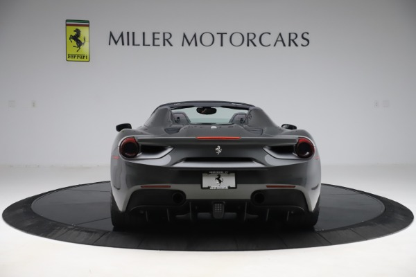 Used 2018 Ferrari 488 Spider for sale $283,900 at Maserati of Greenwich in Greenwich CT 06830 6