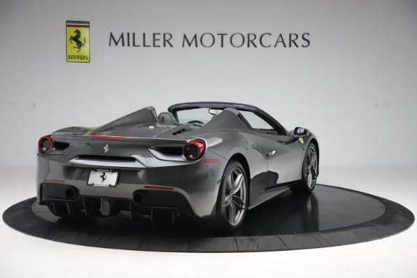 Used 2018 Ferrari 488 Spider for sale $283,900 at Maserati of Greenwich in Greenwich CT 06830 7